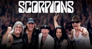 Scorpions - Australian Tour