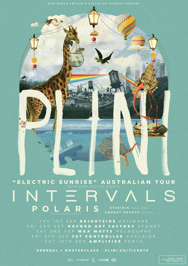 plini poster