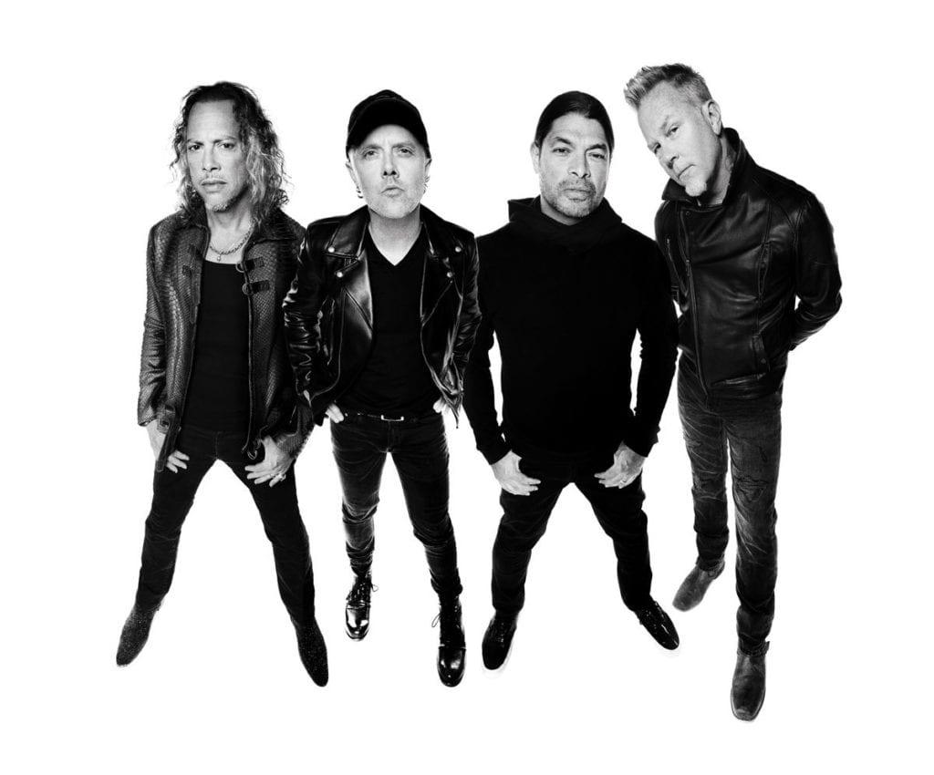 Metallica - Hard Wired... To Self-Destruct