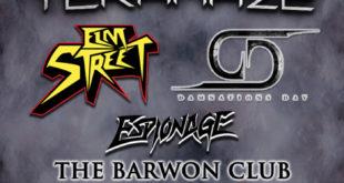 TERAMAZE w/ Elm Street, Damnation's Day & Espionage