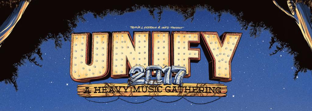 UNIFY FESTIVAL GATHERING 2017