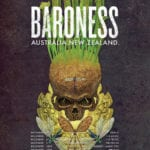 Baroness Australia and New Zealand Tour