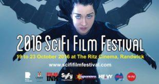 [FILM NEWS] 2016 Sci-Fi Film Festival Announces Free Events
