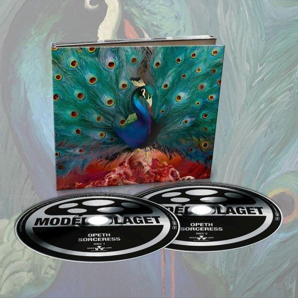 "Opeth ""Sorceress"" CD"