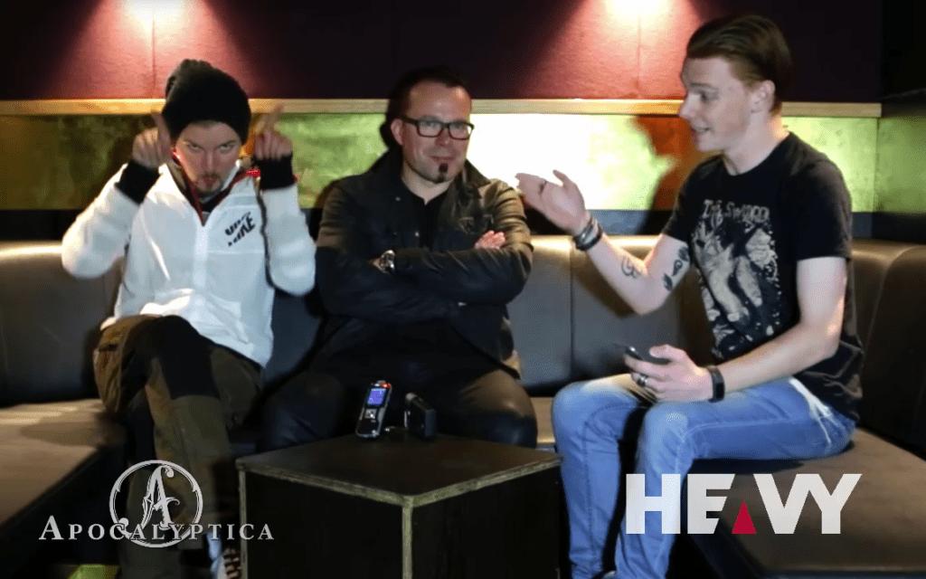 Apocalyptica Interview, Melbourne 2016