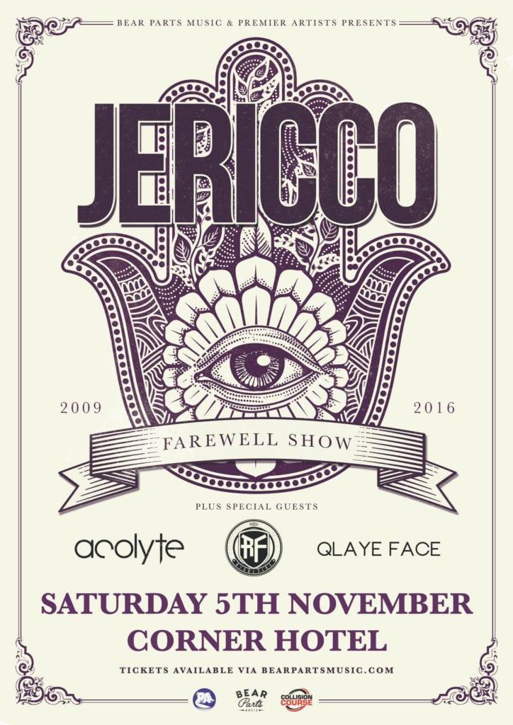 Jericco Farewell Show