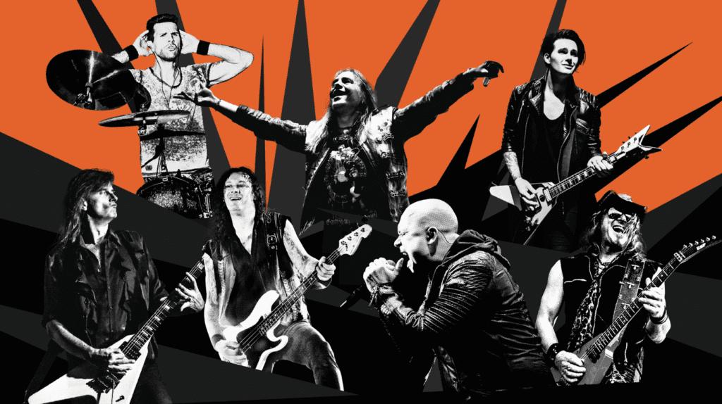 Helloween Pumpkins United World Tour