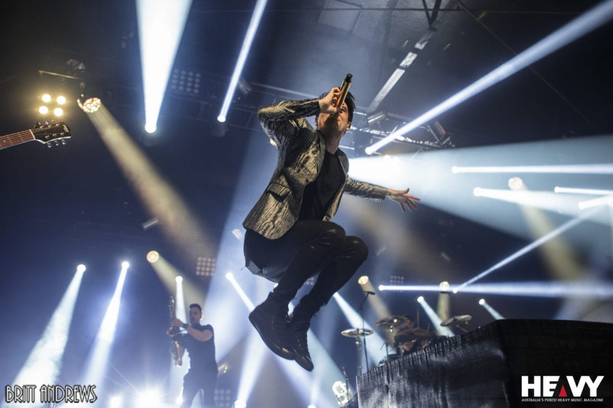 LIVE REVIEW] PANIC! AT THE DISCO, Festival Hall, Melbourne