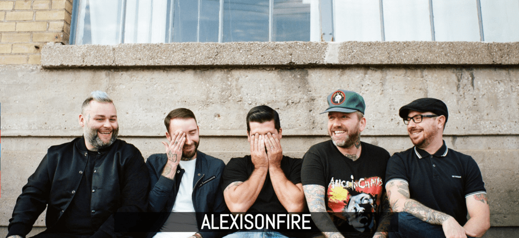 ALEXISONFIRE Interview