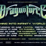 Dragonforce Australian Tour