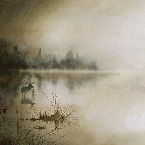 SÓLSTAFIR - Berdreyminn album cover.