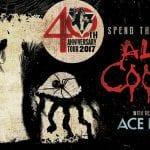 Alice Cooper & Ace Frehely Australian Tour