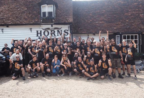 Heavy Metal Truants riders