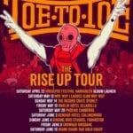 Toe To Toe Australian Tour
