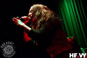 Windhand, Newtown Social Club, Rod Hunt Photography