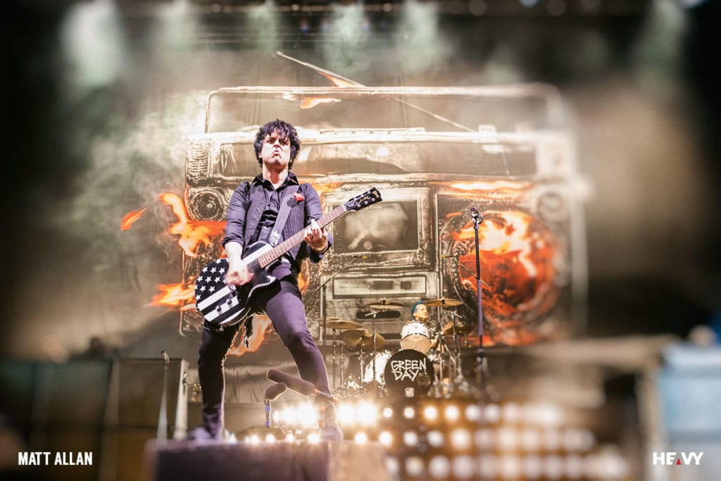 Green Day / Rod Laver Arena