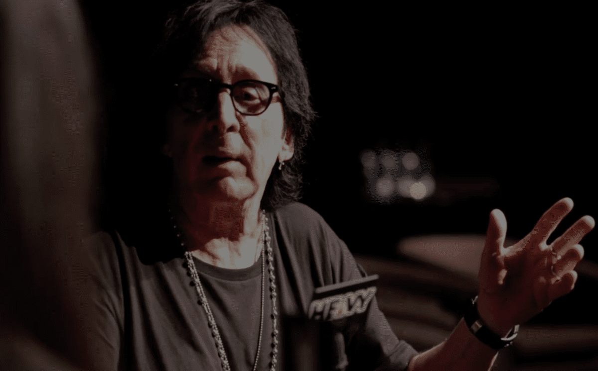 Peter Criss Interview