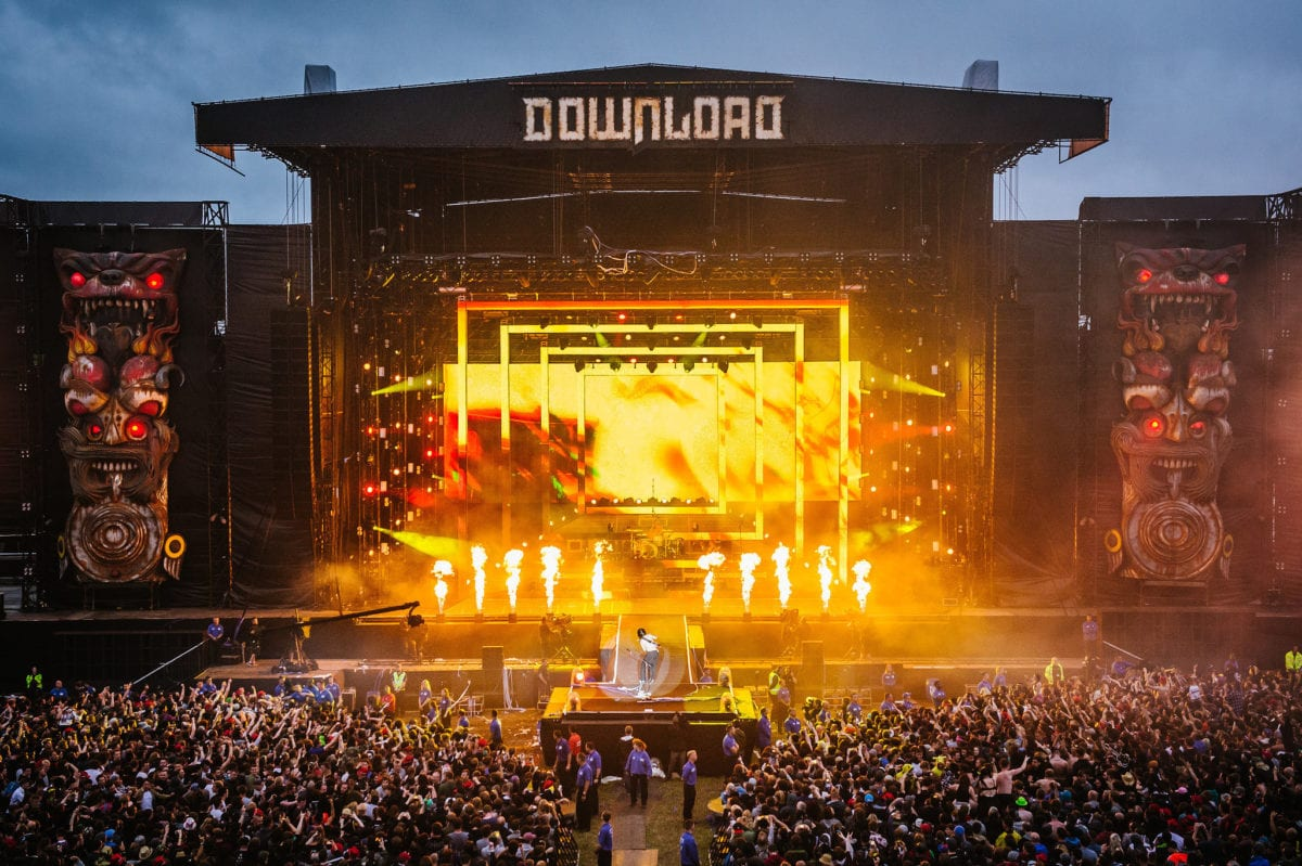 REVIEW, PHOTOS and VIDEO INTERVIEWS] DOWNLOAD FESTIVAL