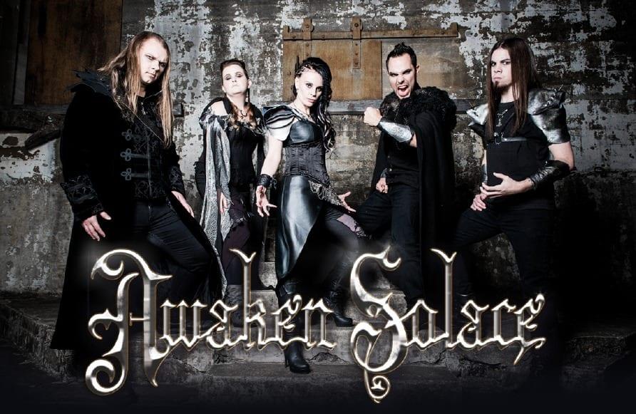 Awaken Solace photo and logo