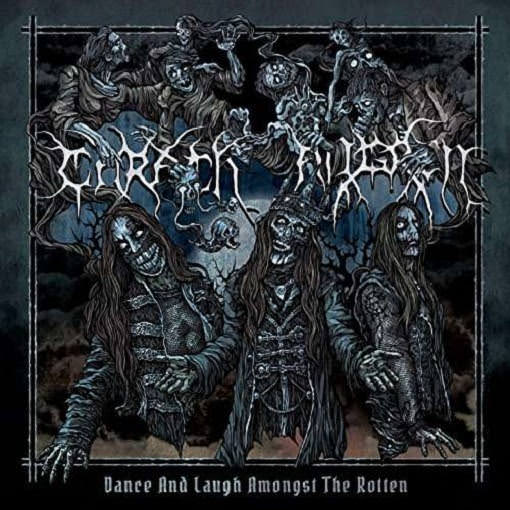 "CARACH ANGREN ""Charles Francis Coghlan"" cover"