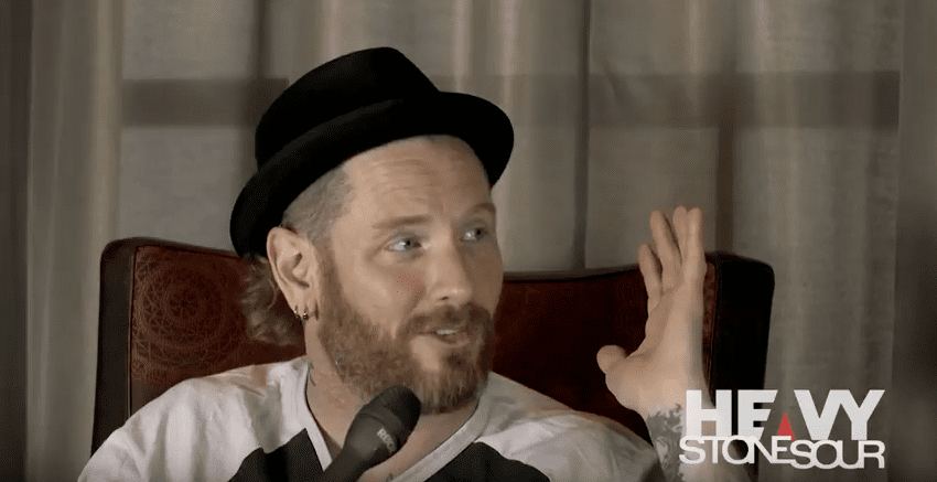Corey Taylor, Stone Sour Interview