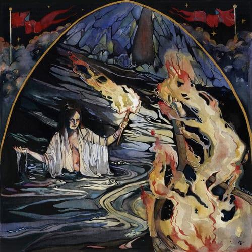 "River Black ""River Black"" Album cover"