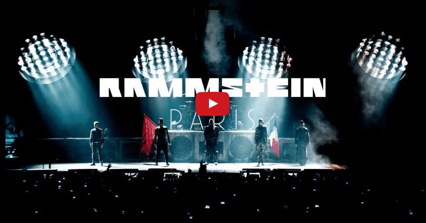 Rammstein Live DVD Video