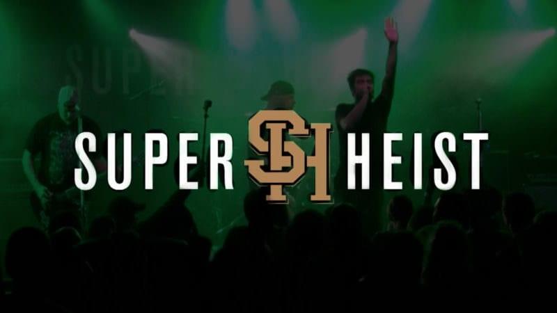 Superheist - The Deepend - Video
