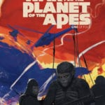 War For The Planet Of The Apes Part One book cover