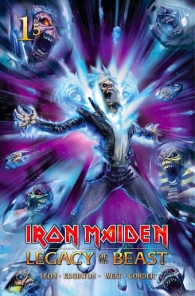 Iron Maiden - Comic Book
