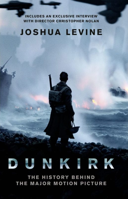 "Joshua Levine ""Dunkirk"" book cover"