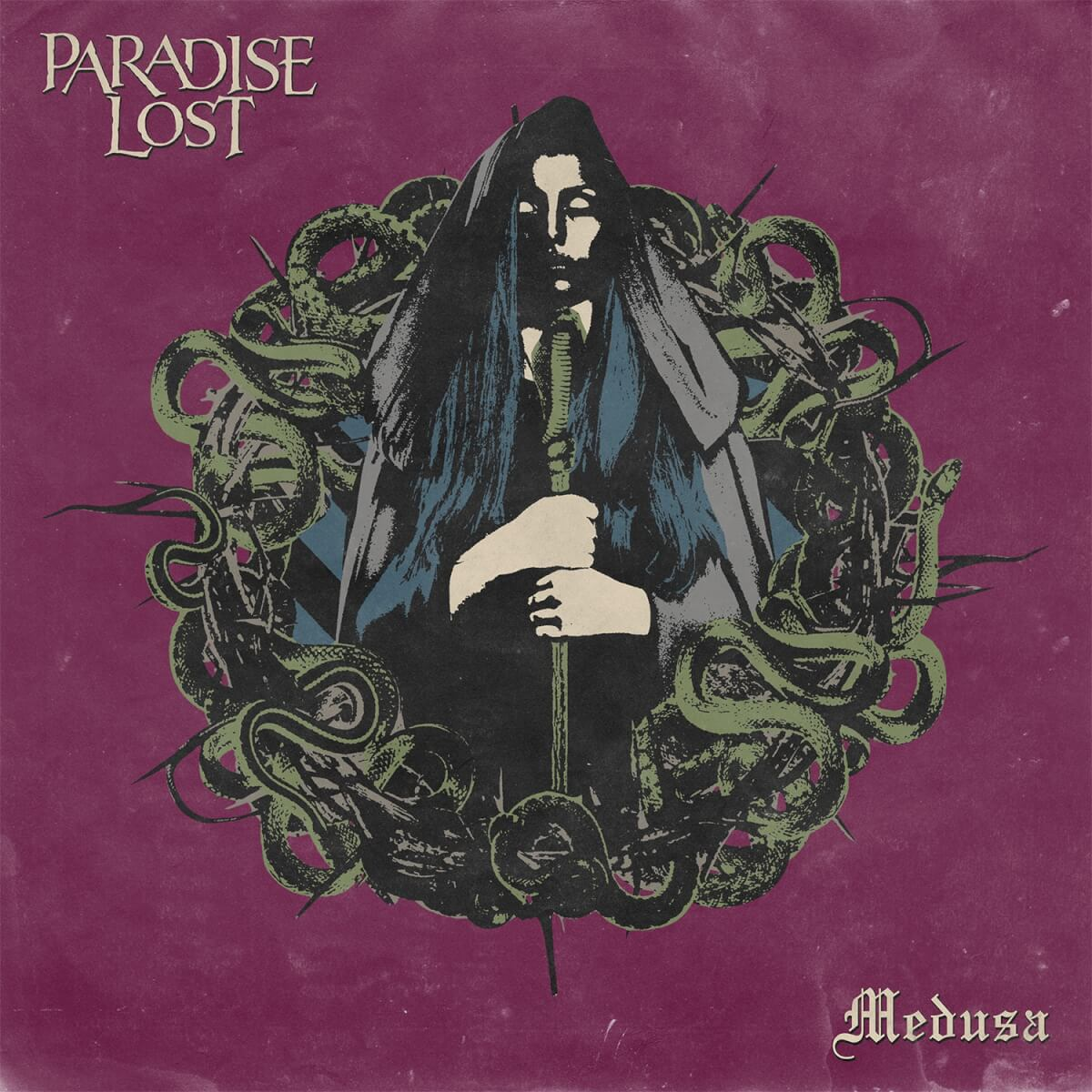 Paradise Lost Album Cover