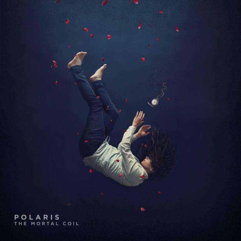 "Polaris ""The Mortal Coil"" album cover artwork"