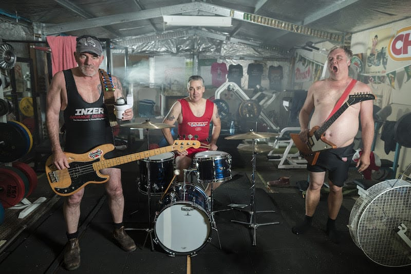 Cosmic Psycos band