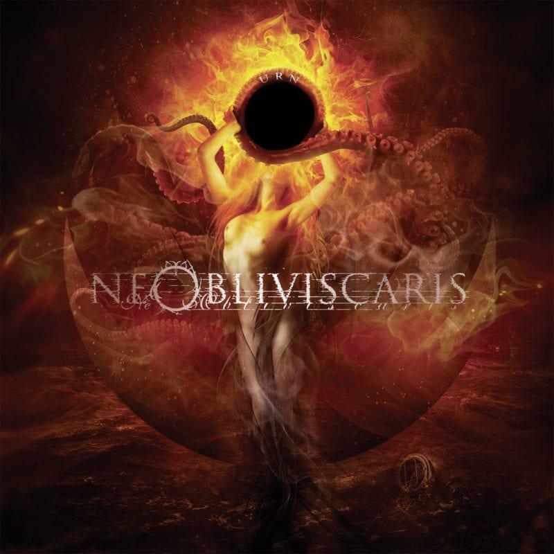 """Ne Obliviscaris """"Urn"""" Album Cover artwork"""