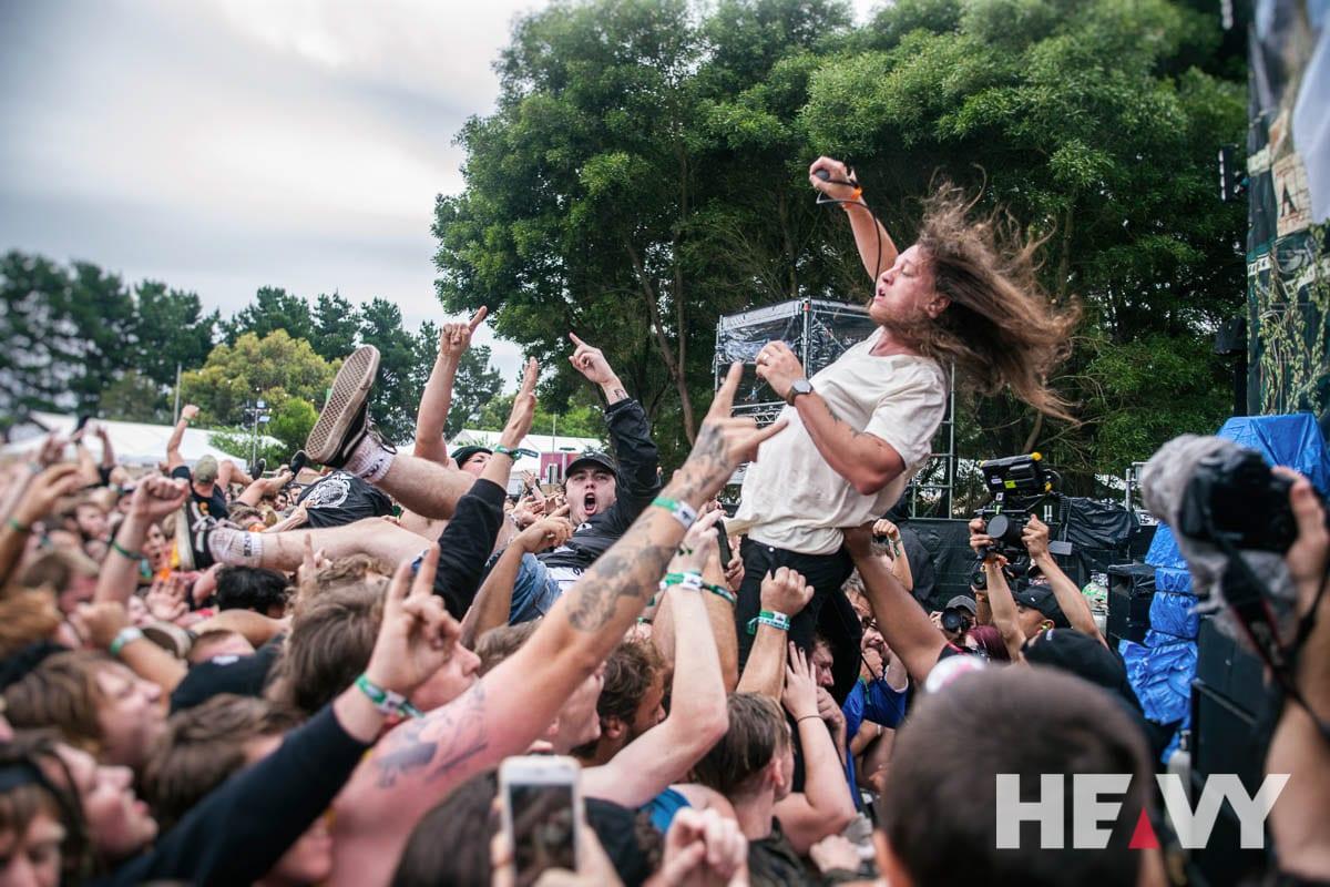 POLARIS Added to Download Australian Festival 2019 | HEAVY