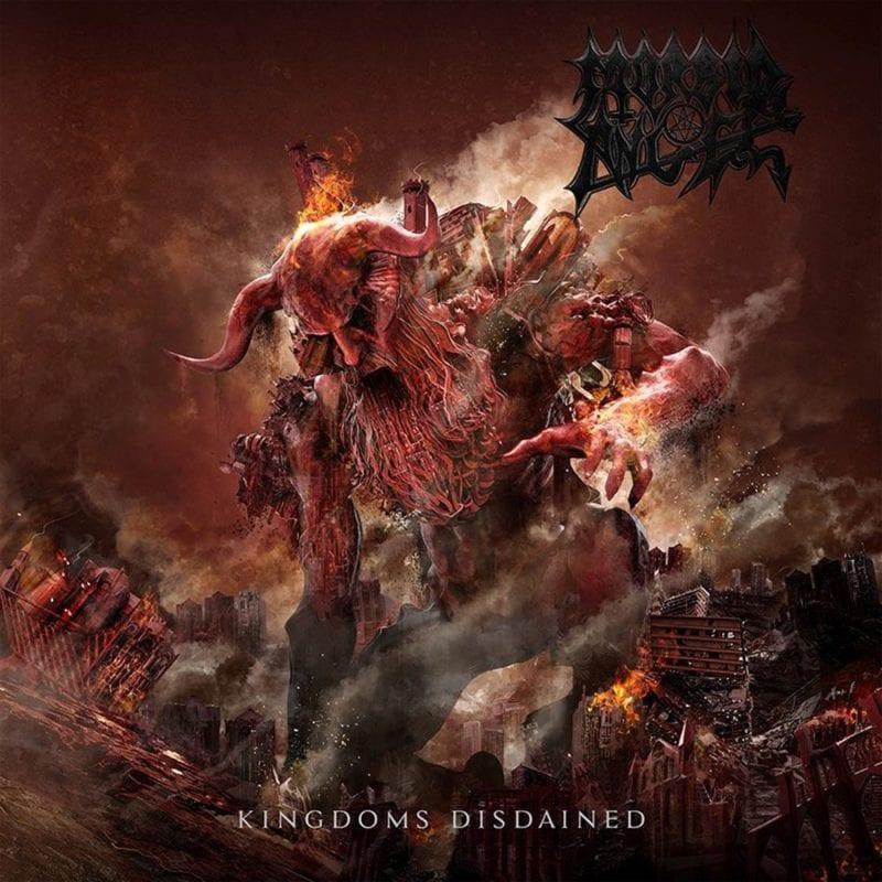 Morbid Angel - Kingdoms