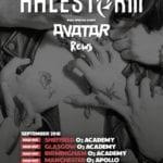 Halestorm Tour
