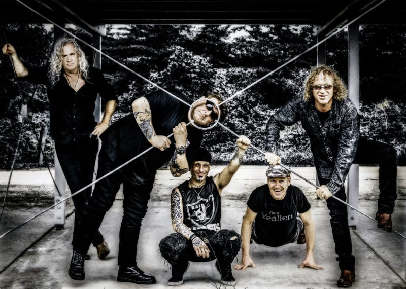 The Screaming Jets 2018