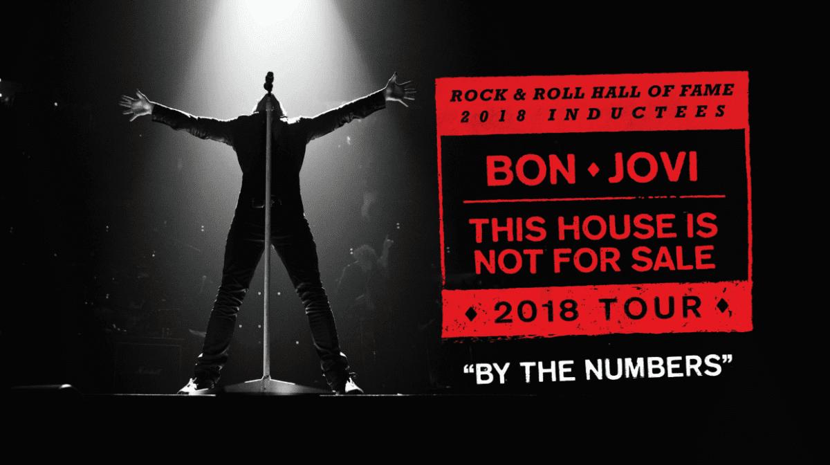 Bon Jovi Australian Tour Dates