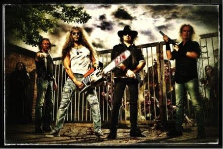Grave Digger - Band Photo
