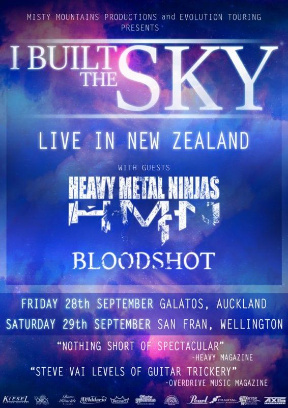I-Built-The-Sky-New-Zealand 2018