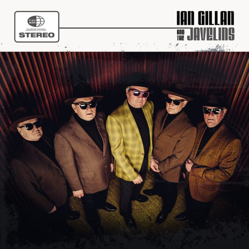 an-Gillan-The-Javelins-Album-Cover