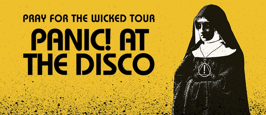 Panic! At The Disco Australian Tour