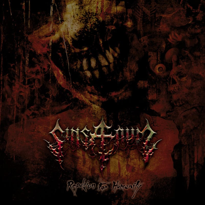 SINSAENUM-Repulsion-for-Humanity Album