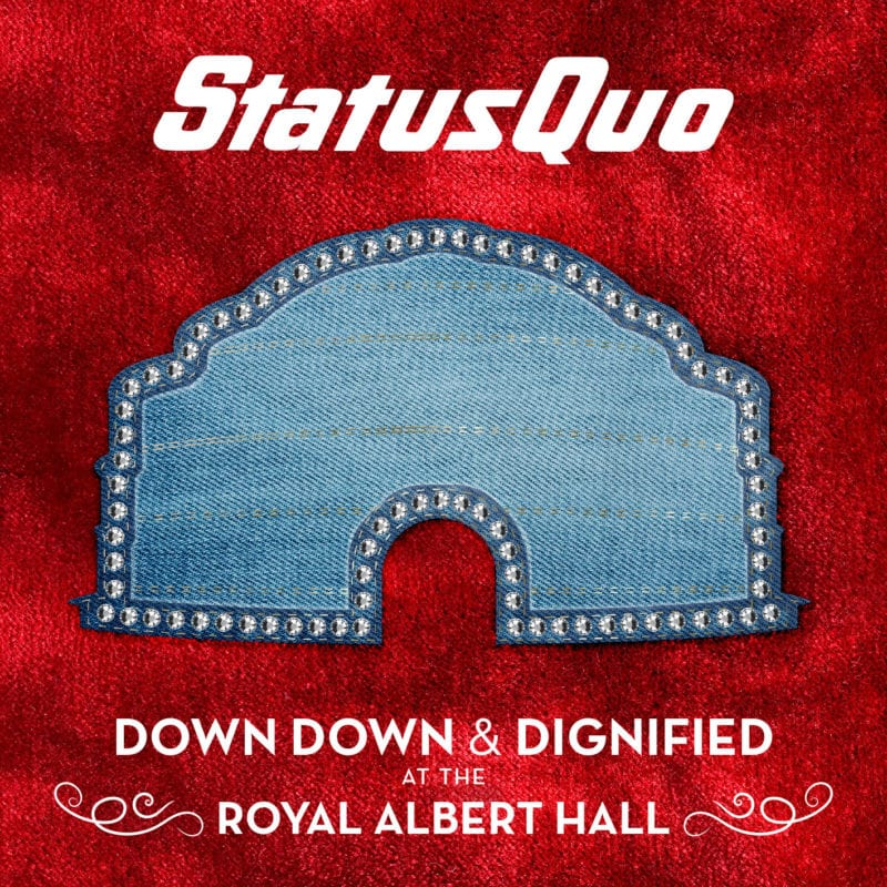 Status-Quo-Down-Down-and-Dignified Album Cover