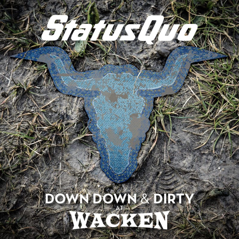 Status-Quo-Down-Down-and-Dirty Album Cover