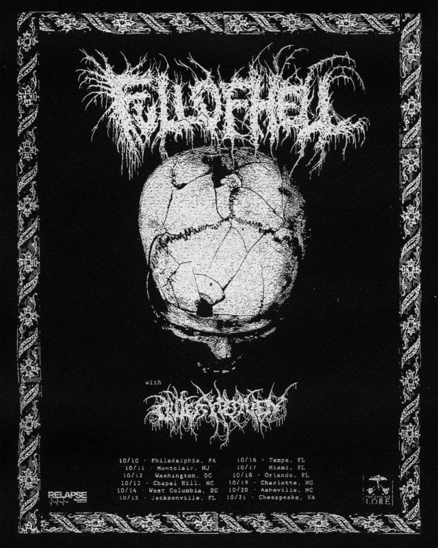 Full-of-Hell & Outer Heaven Tour 2018