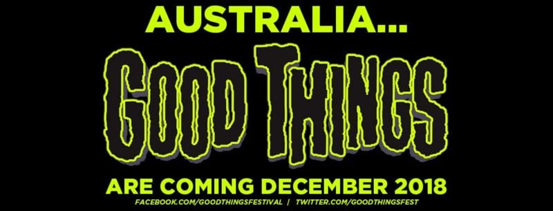 Good Things Festival