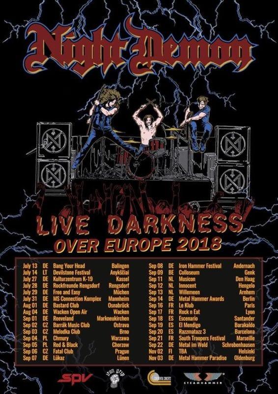Night-Demon-Tour-2018 Tour